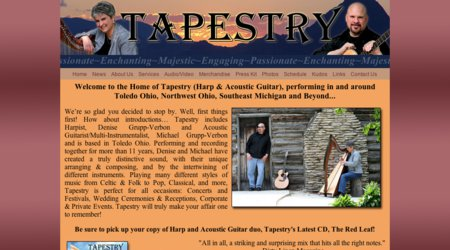 Tapestry Duo (Viewpoint Productions, LLC)