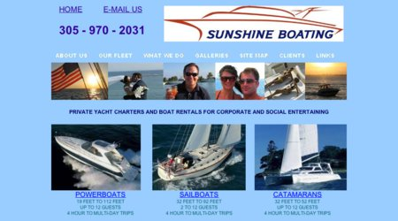 Sunshine Boating Group, LLC