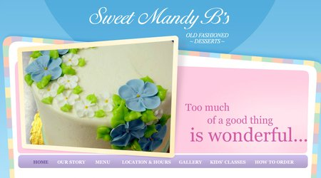Sweet Mandy B's Bakery