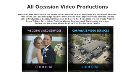 All Occasion Video Productions