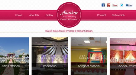 Alankar Event Planners & Decor