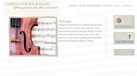 Strings For Your Heart Quartet