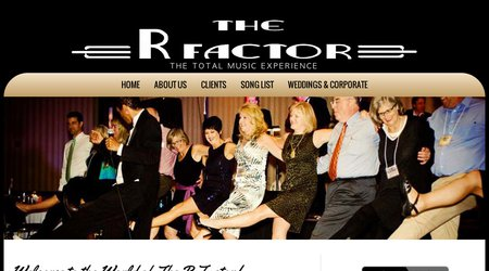 The R Factor Band