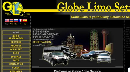 Globe Limo Services