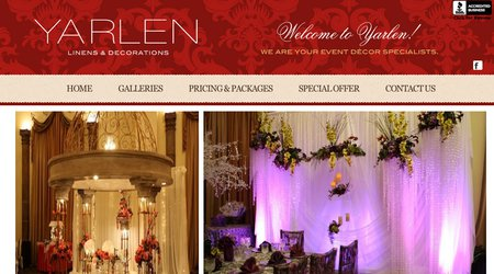 Yarlen Linens & Decorations