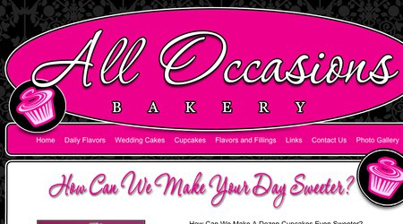 All Occasions Bakery