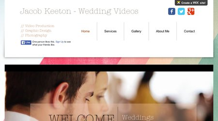 Jacob Keeton - Wedding Videographer