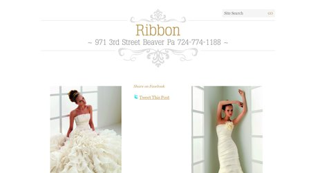 Ribbon Bride