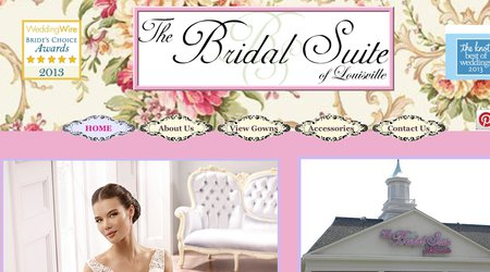 The Bridal Suite of Louisville