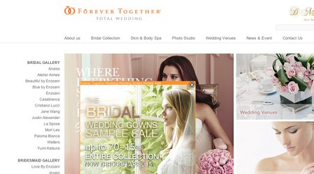 Forever Together Total Wedding