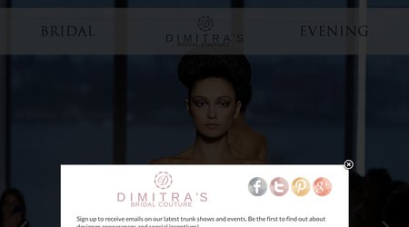 Dimitra's Bridal Couture