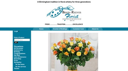 Bolin-Reeves Florist