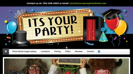 It's Your Party Photo Booth