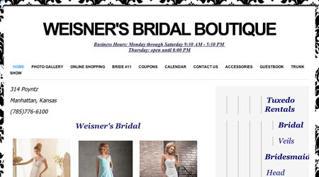 Weisner's Bridal Boutique