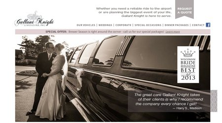 Gallant Knight Limo Services