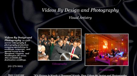 Videos By Design & Photography
