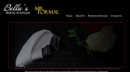 Bella's Bridal Boutique/Mr. Formal
