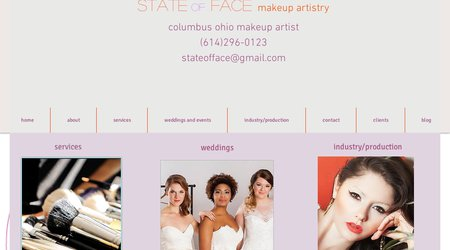 State of Face Makeup Artistry