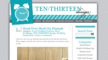 TEN:THIRTEEN design