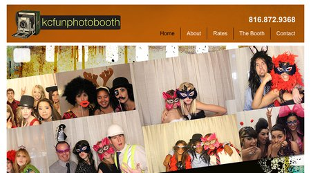 KC Fun Photo Booth