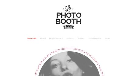 Le Photo Booth Company