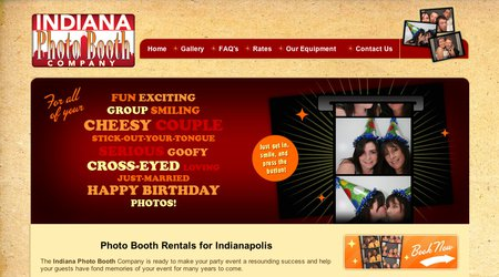 The Indiana Photo Booth Company