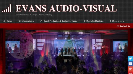 Evans Audio Visual