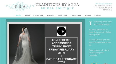 Traditions by Anna Bridal Boutique