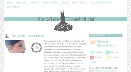The White Closet Bridal Co.