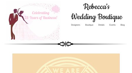Rebeccas Wedding Boutique