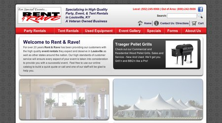 Rent & Rave Party Rentals