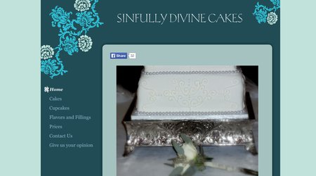 Sinfully Divine Cakes