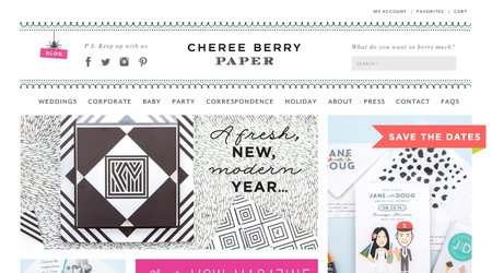 Cheree Berry Paper