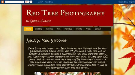 Red Tree Photography