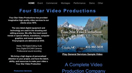 Four Star Video Productions