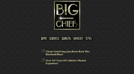 The Big Chief Band