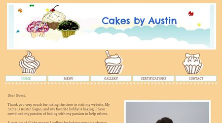 Cakes by Austin