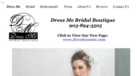 Dress Me Bridal Boutique