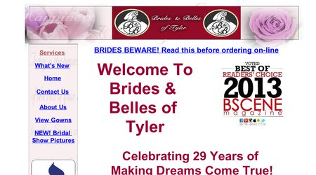 Brides & Belles of Tyler