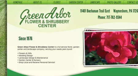 Green Arbor Flower and Shrubbery Center