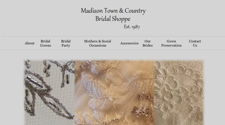 Madison Town & Country Bridal Shoppe