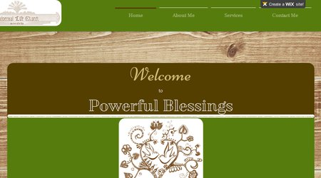 Powerful Blessings