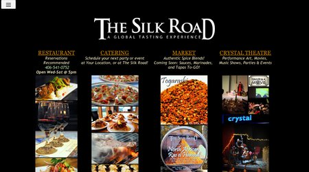 The Silk Road Catering