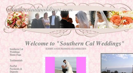 Southern Cal Weddings