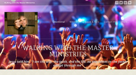 Walking with the Master Ministries