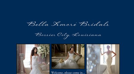 Bella Amore' Bridals