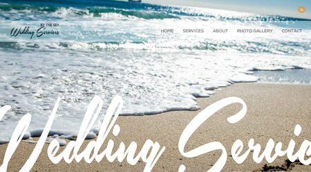 By The Sea Wedding Services