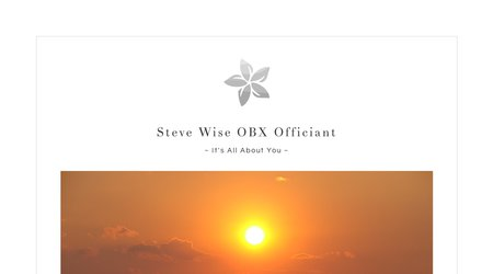 Steve Wise OBX Officiant