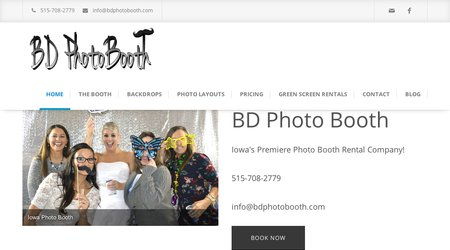 BD Photo Booth