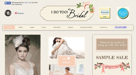 I Do Too! Bridal